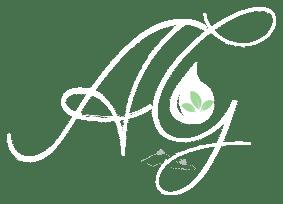Alaina Logo No Circle White